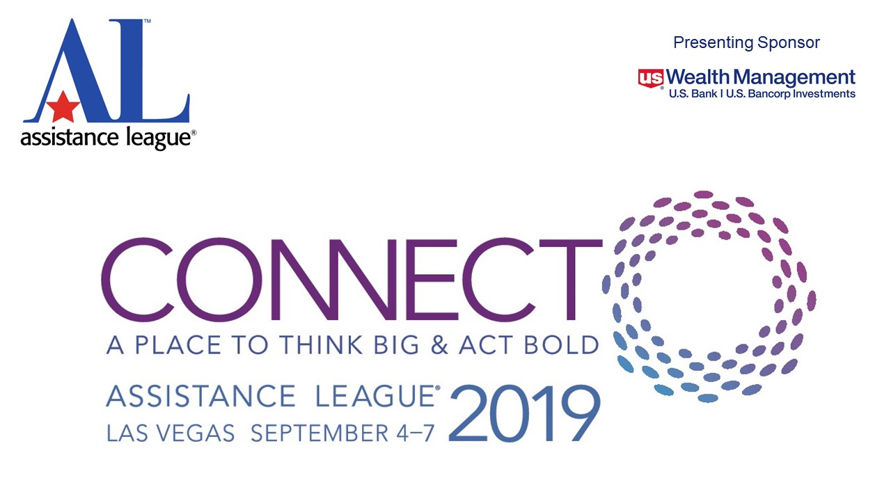CONNECT2019: A PLACE TO THINK BIG AND ACT BOLD
