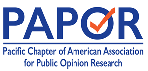 2016 PAPOR ANNUAL CONFERENCE