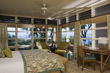 Guest Room at Caneel Bay