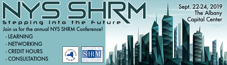 2019 NYS SHRM Conference
