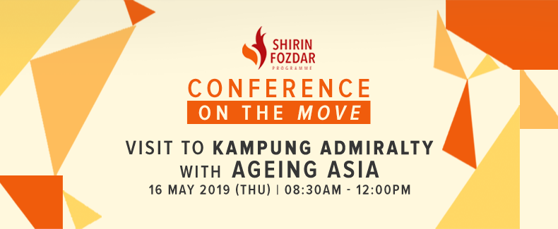 Conference On The Move I: Visit To Kampung Admiralty