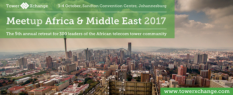 TowerXchange Meetup Africa & Middle East 2017