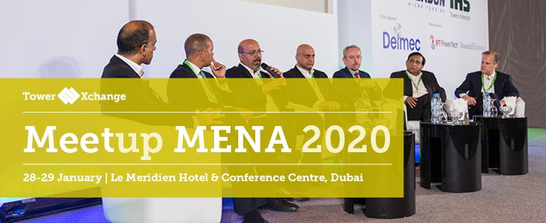 TowerXchange Meetup MENA 2020
