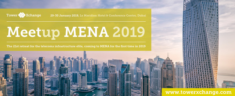 TowerXchange Meetup MENA 2019