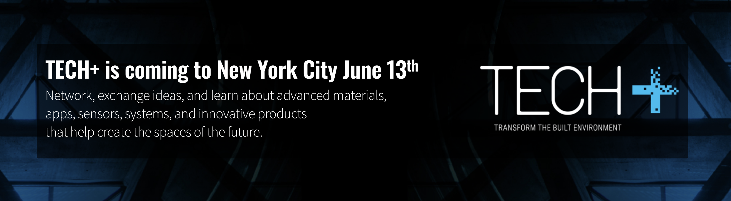 Tech+ Conference: New York City 2019