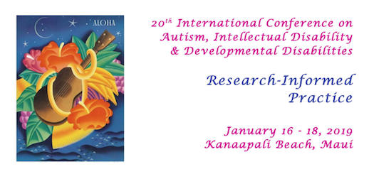 20th International CEC-DADD Conference on Autism, Intellectual Disability, and Developmental Disabilities