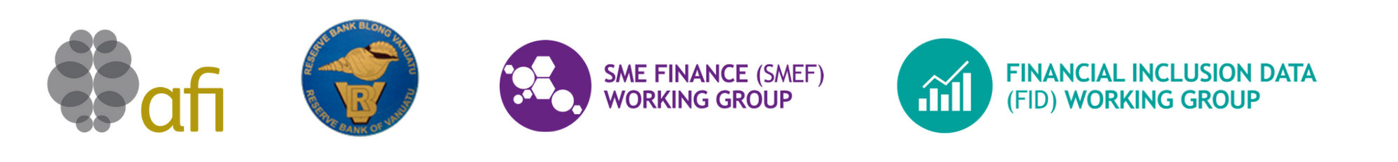 21th Financial Inclusion Data Working Group (FIDWG) Meeting  & 14th SME Finance Working Group (SMEFWG) Meeting