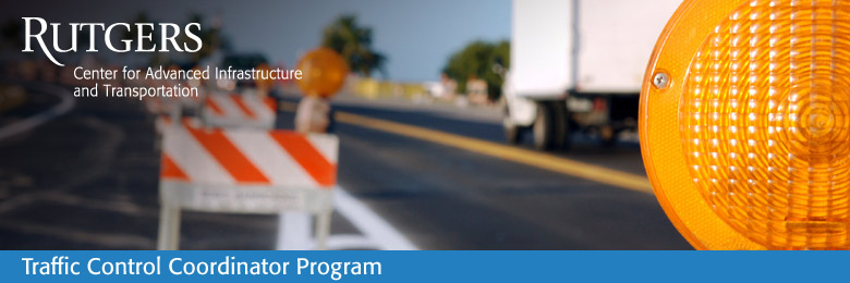 Traffic Control Coordinator Program--January 9-12, 2018
