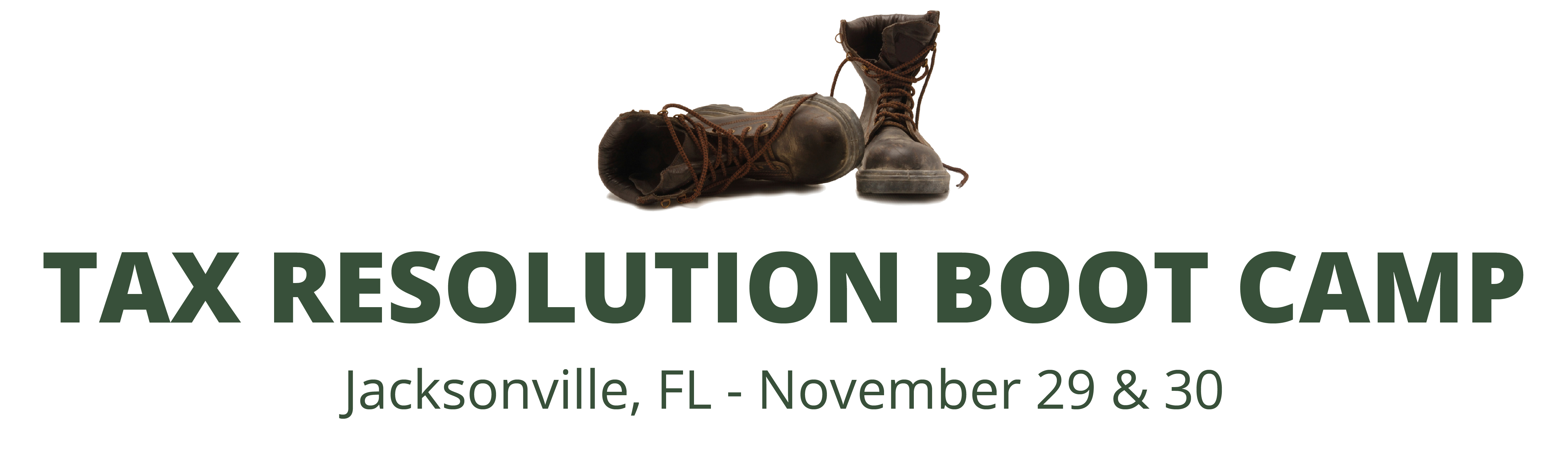 Jacksonville Boot Camp 2018