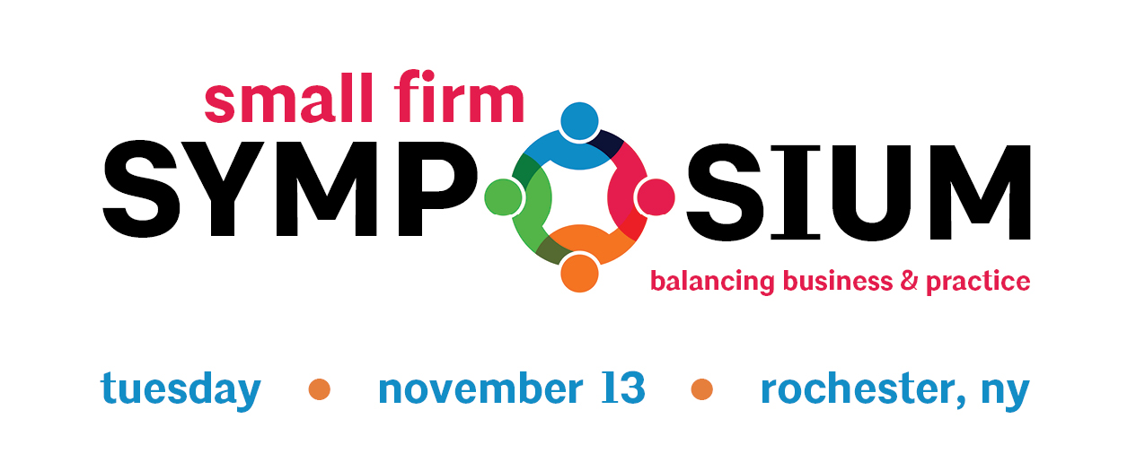 Small Firm Symposium: Rochester