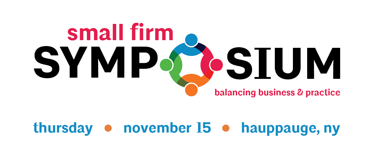 Small Firm Symposium: Hauppauge