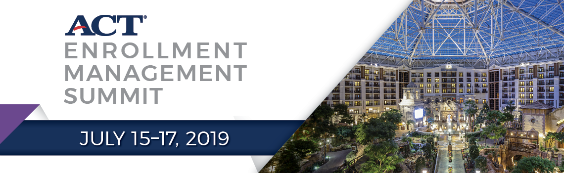 34th Annual ACT Enrollment Management Summit