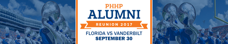 2017 College of Public Health and Health Professions Alumni Weekend