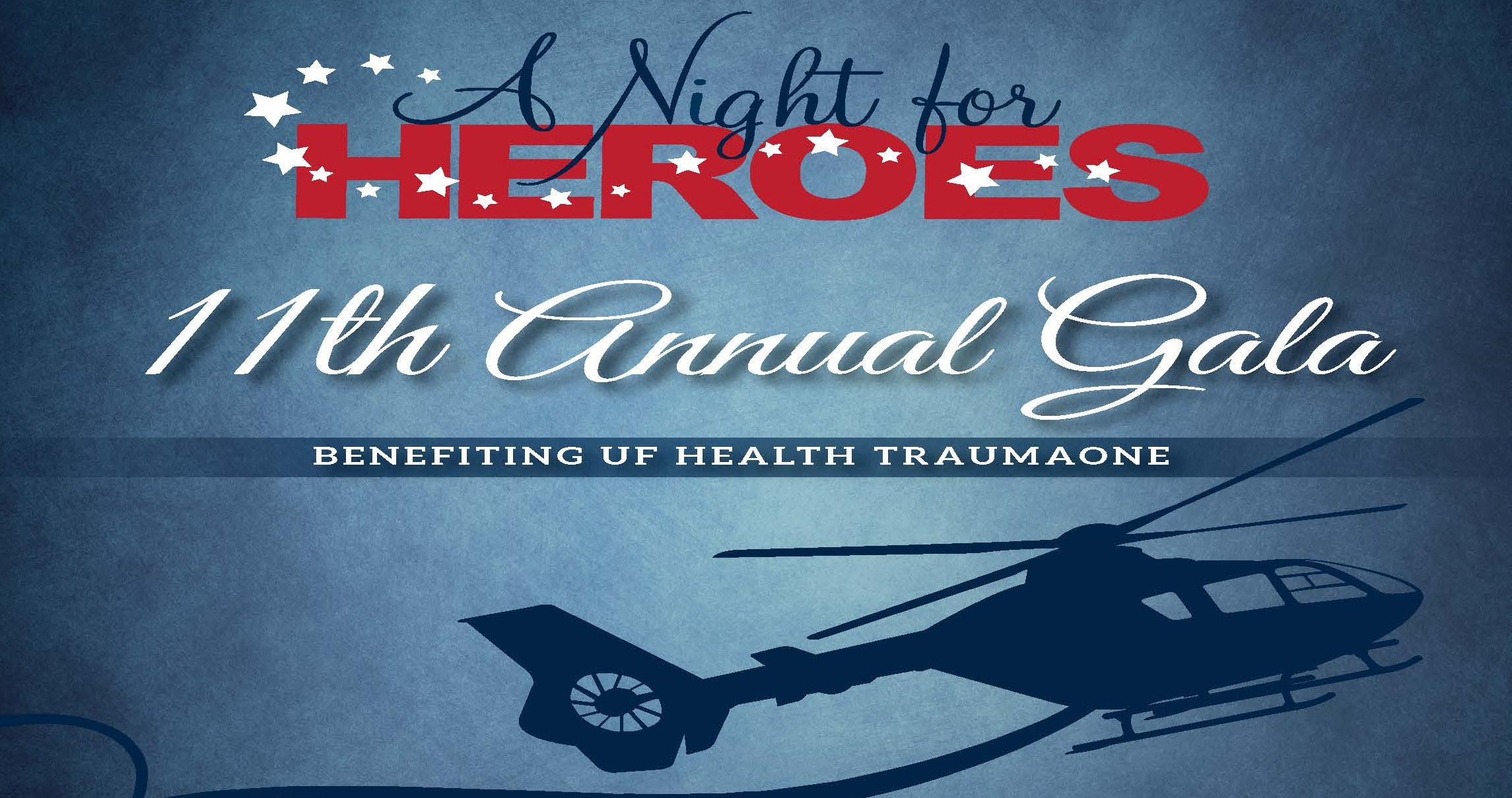 11th Annual A Night for Heroes Gala