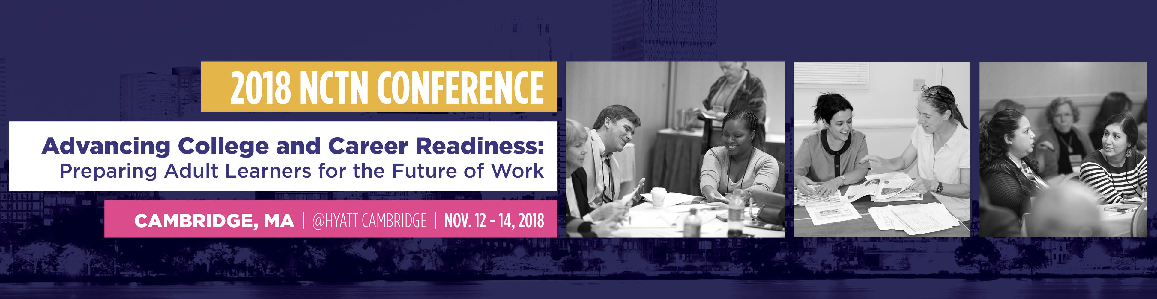 2018 NCTN Conference