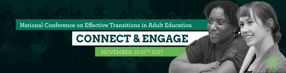 Effective Transitions in Adult Education Conference 2017