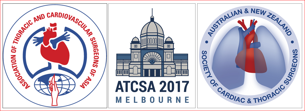 ATCSA Congress 16 – 19 Nov 2017, Melbourne Convention and Exhibition Centre, Australia