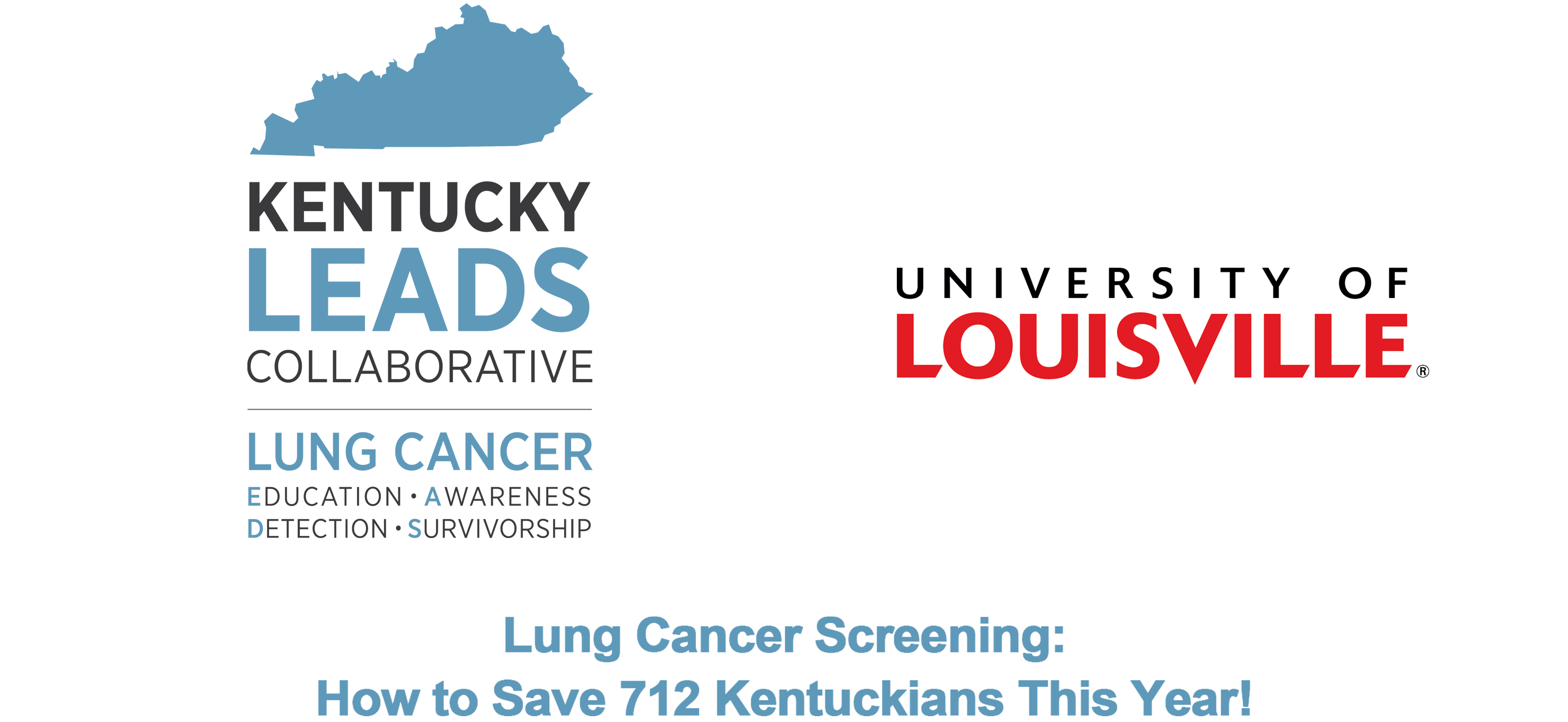 Lung Cancer Screening: How to Save 712 Kentuckians This Year!