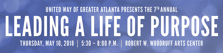"""7th Annual """"Leading a Life of Purpose"""""""