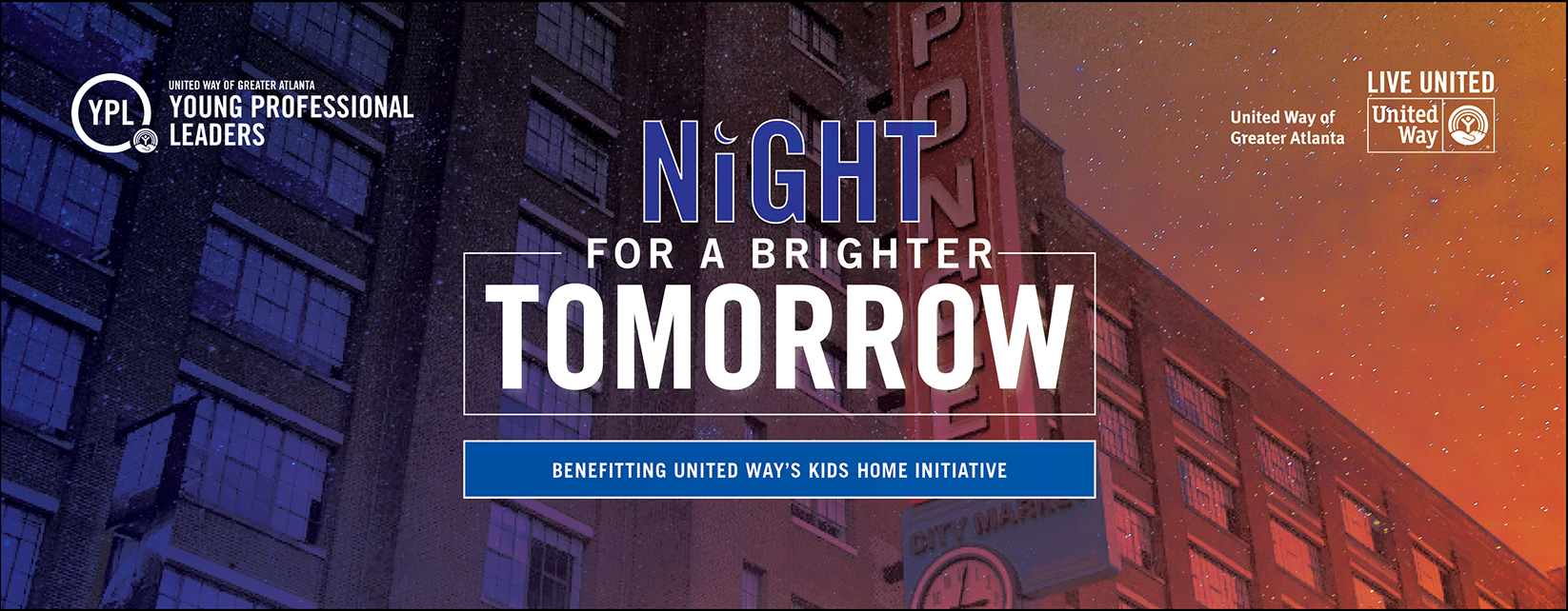 2019 - YPL - Night for a Brighter Tomorrow