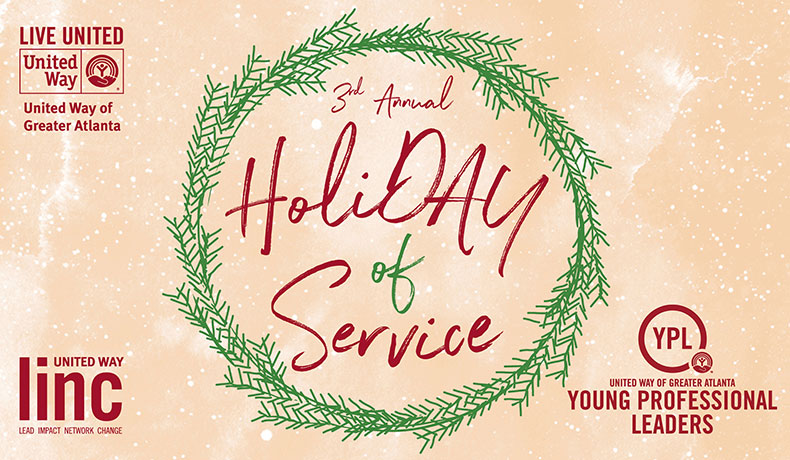 United Way LINC & YPL HoliDAY of Service 2017