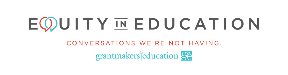 Equity in Education: Conversations We're Not Having
