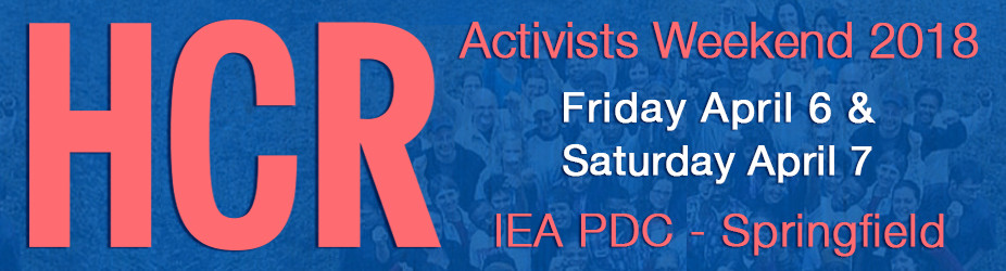 2018 Human and Civil Rights Committee Activists Weekend