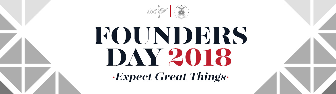 Founders Day 2018