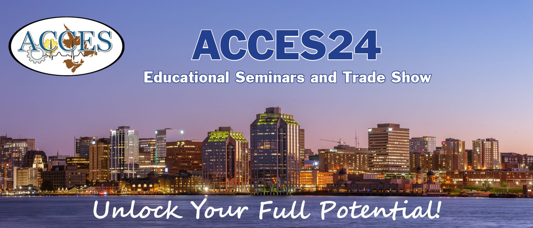 ACCES24 Educational Seminars and Trade Show