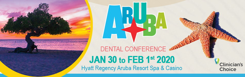 ARUBA DENTAL CONFERENCE 2020 - CCI