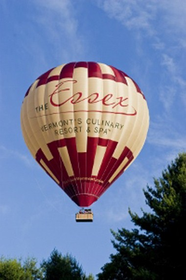 The Essex Hot Air Balloon