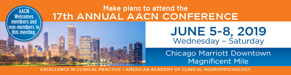 17th Annual Conference of the AACN - Sponsors