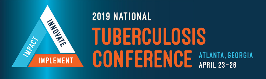 2019 National TB Conference and 11th National Conference on Laboratory Aspects of TB