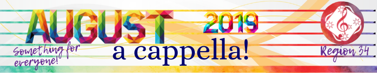 2019 August A Cappella - South Australia