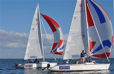 Offshore Sailing School Lessons