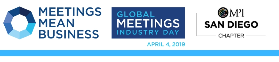 Global Meetings Industry Day: Celebrate San Diego 2019