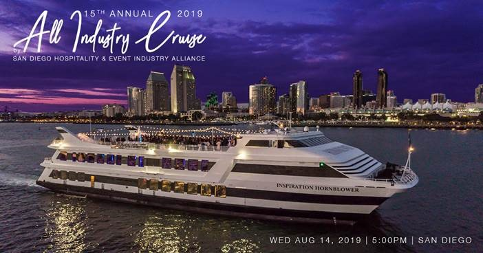 Annual Hospitality Industry Cruise 2019