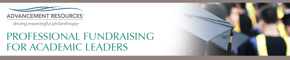 Professional Fundraising for Academic Leaders