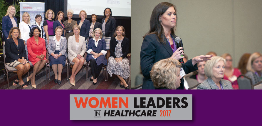 Top 25 Women in Healthcare Gala and Women Leader Conference 2017