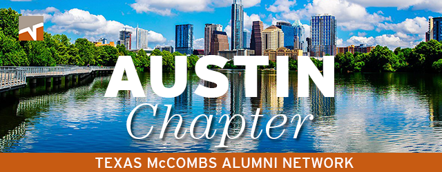 Austin Chapter Welcome to Your Network Reception