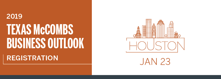 2019 Business Outlook Series—Houston