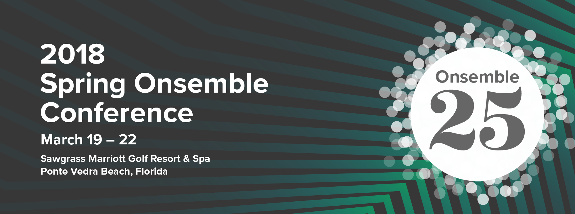 2018 Spring Onsemble Conference