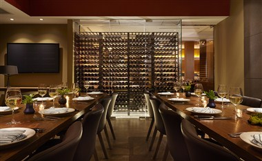 Private Dining Room at Primehouse