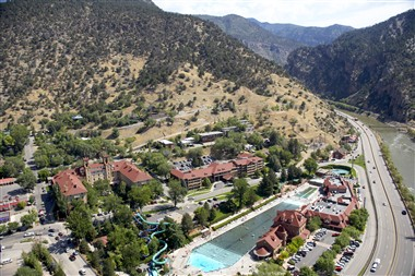 Glenwood Hot Springs & Hotel Colorado