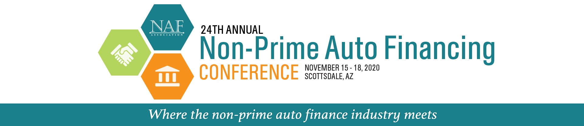 24th Annual Non-Prime Auto Financing Virtual Conference