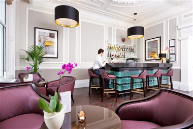 Fraser Suites Queens Gate Bar