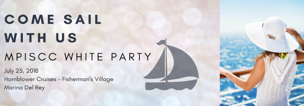MPISCC White Party Cruise - July Networking Event