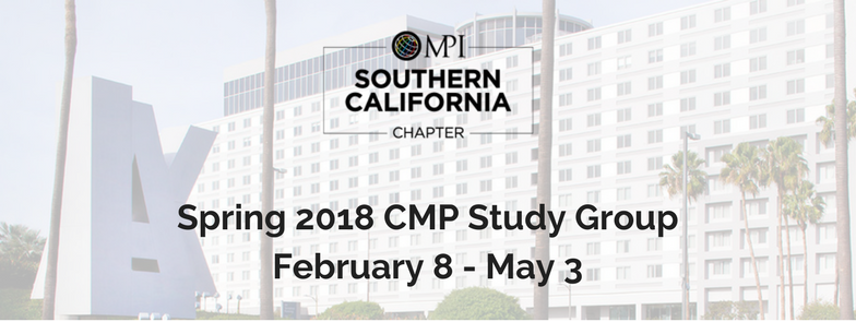 MPISCC Spring 2018 CMP Study Group