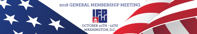 IFPW 2018 GENERAL MEMBERSHIP MEETING
