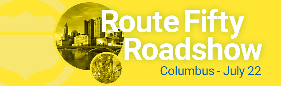 Route Fifty Roadshow Cloumbus